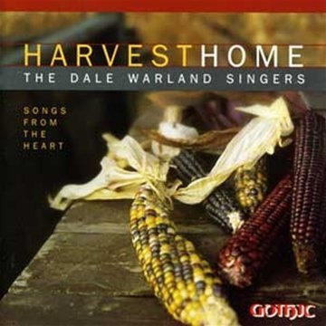 Harvest Home CD Cover