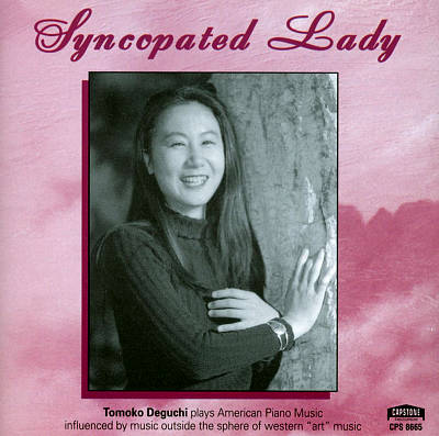 Syncopated Lady CD Cover